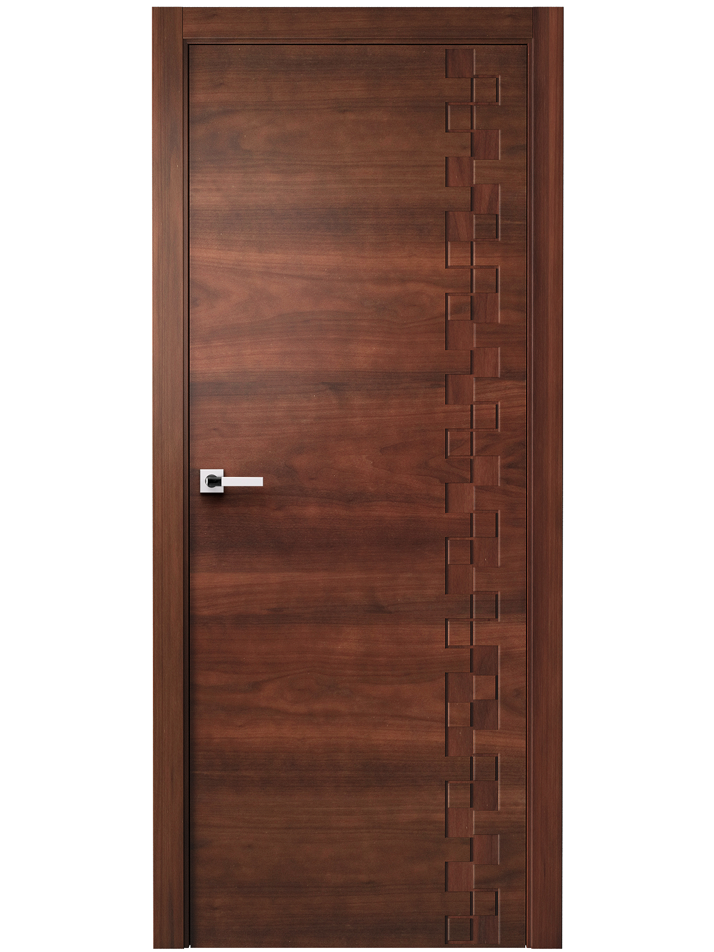 Image Vesta Interior Door Oak 2