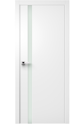 Image Frida Interior Door Soft Touch White 1