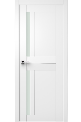 Image Fero Interior Door Soft Touch White 1
