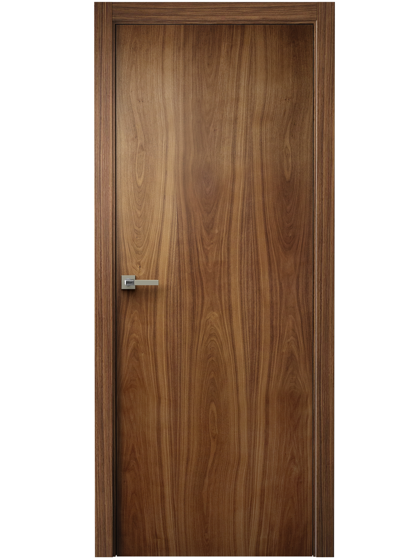 Image Unica Interior Door American Walnut 0
