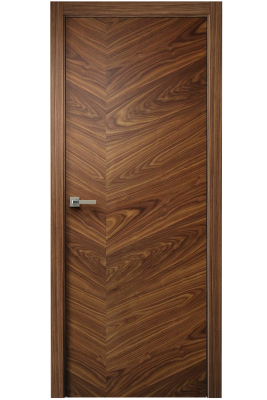 Image Tera V Interior Door American Walnut 1