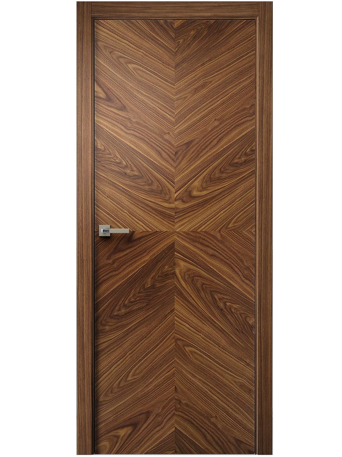 Image Tera X Interior Door American Walnut 0