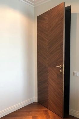 Image Tera X Interior Door American Walnut 2