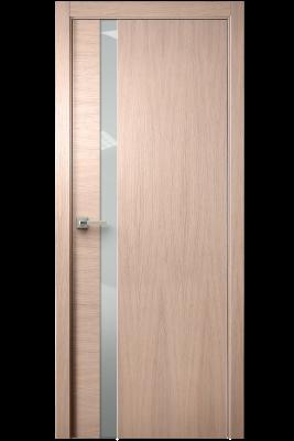 Image Lago Interior Door Brushed Oak Tone 12 1
