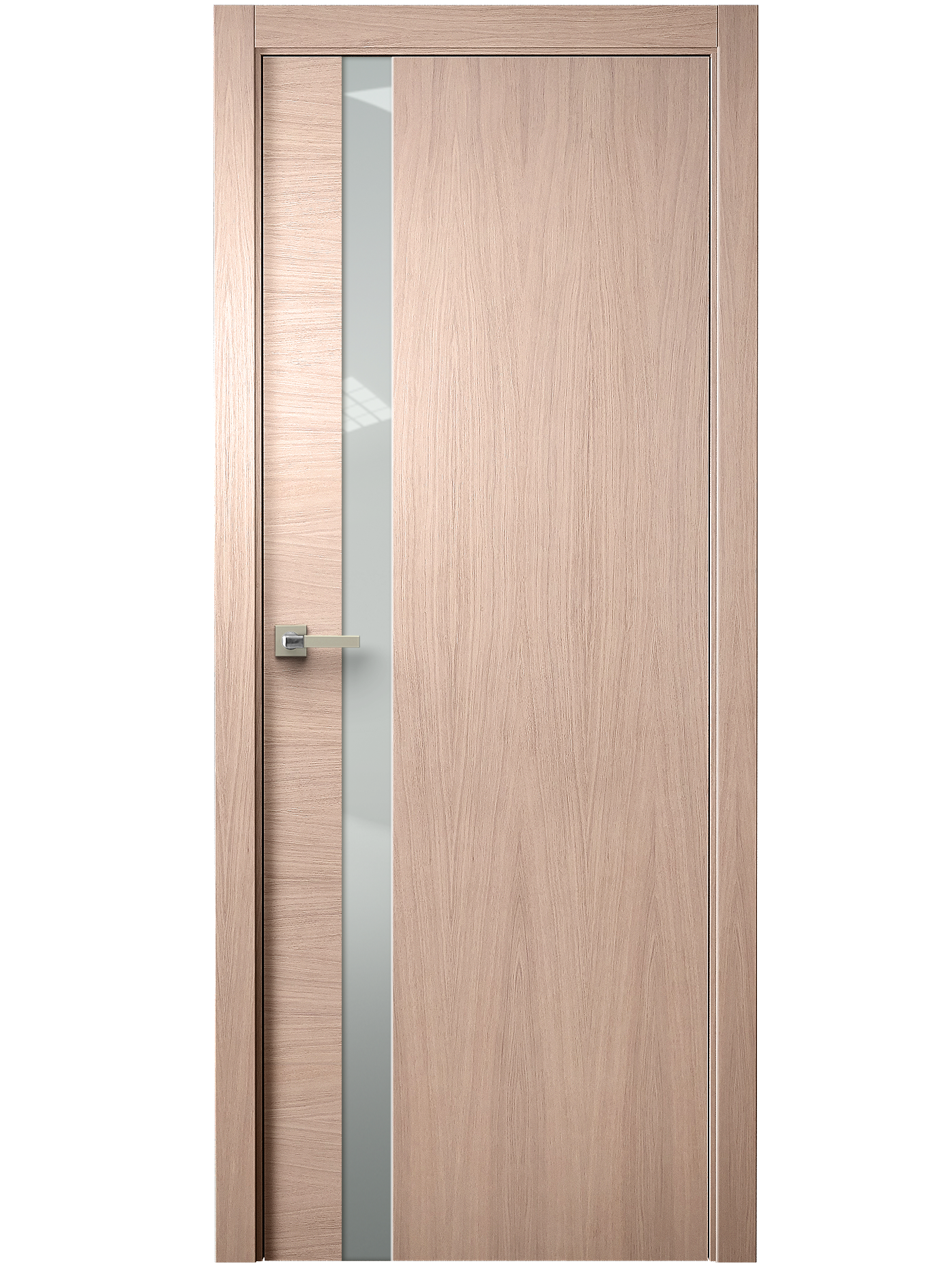 Image Lago Interior Door Brushed Oak Tone 12 0