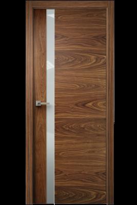 Image Lago Interior Door American Walnut 1
