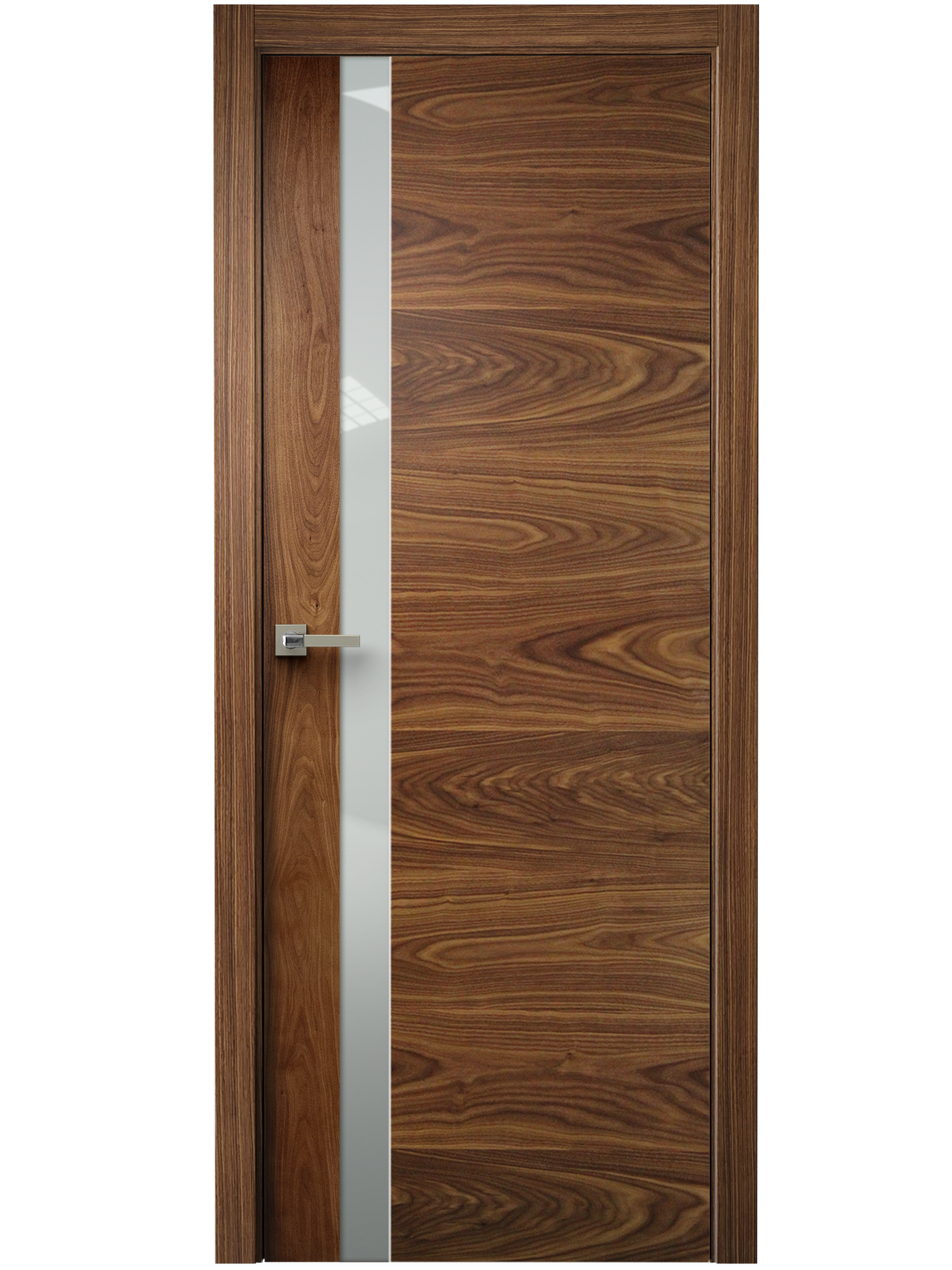 Image Lago Interior Door American Walnut 0