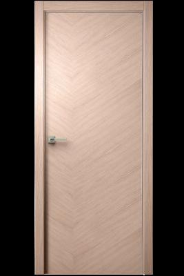 Image Tera V Interior Door Brushed Oak Tone 12 1