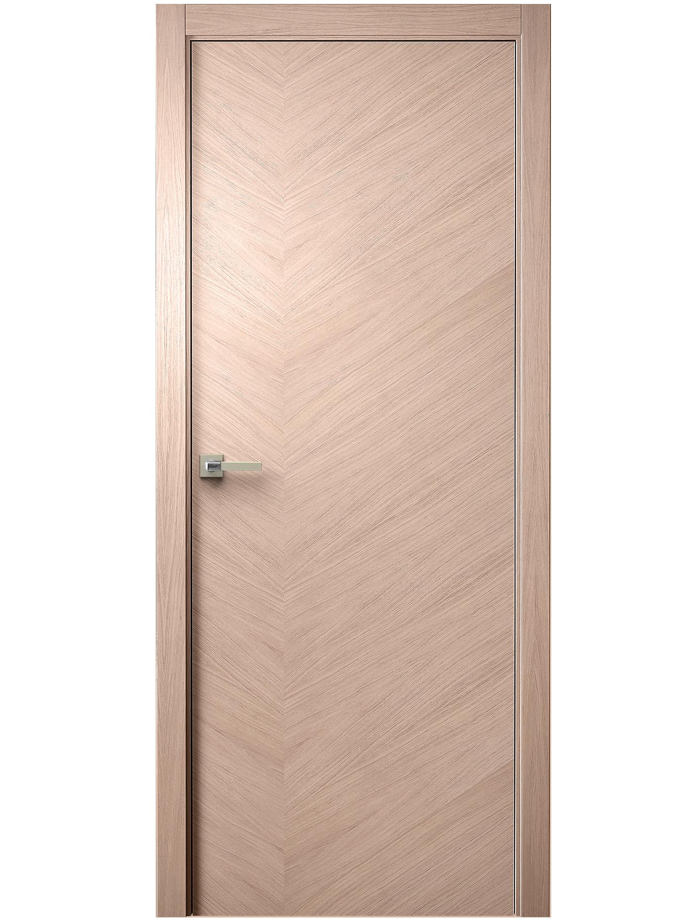 Image Tera V Interior Door Brushed Oak Tone 12 0