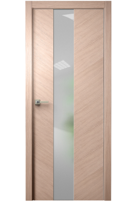 Image Tera V Vetro Interior Door Brushed Oak Tone 12 1