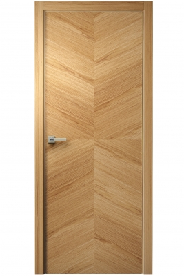 Image Tera X Interior Door Natural Oak 1