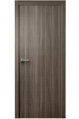 Image Unica Interior Door Walnut Cut 1