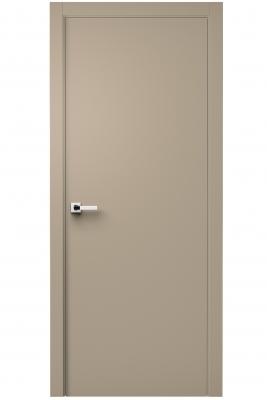 Image Nova Interior Door Soft Touch Mocca 1