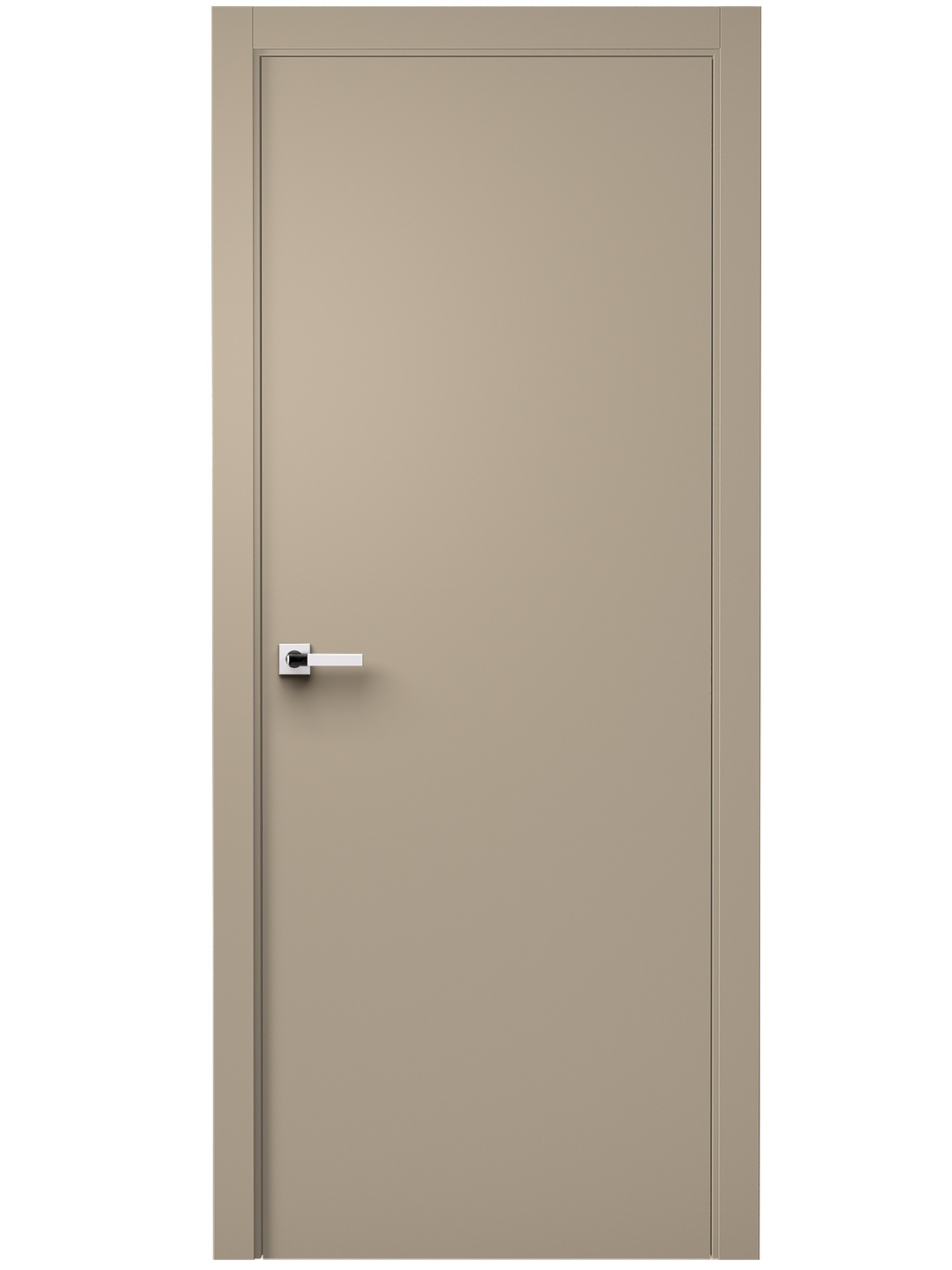 Image Nova Interior Door Soft Touch Mocca 0