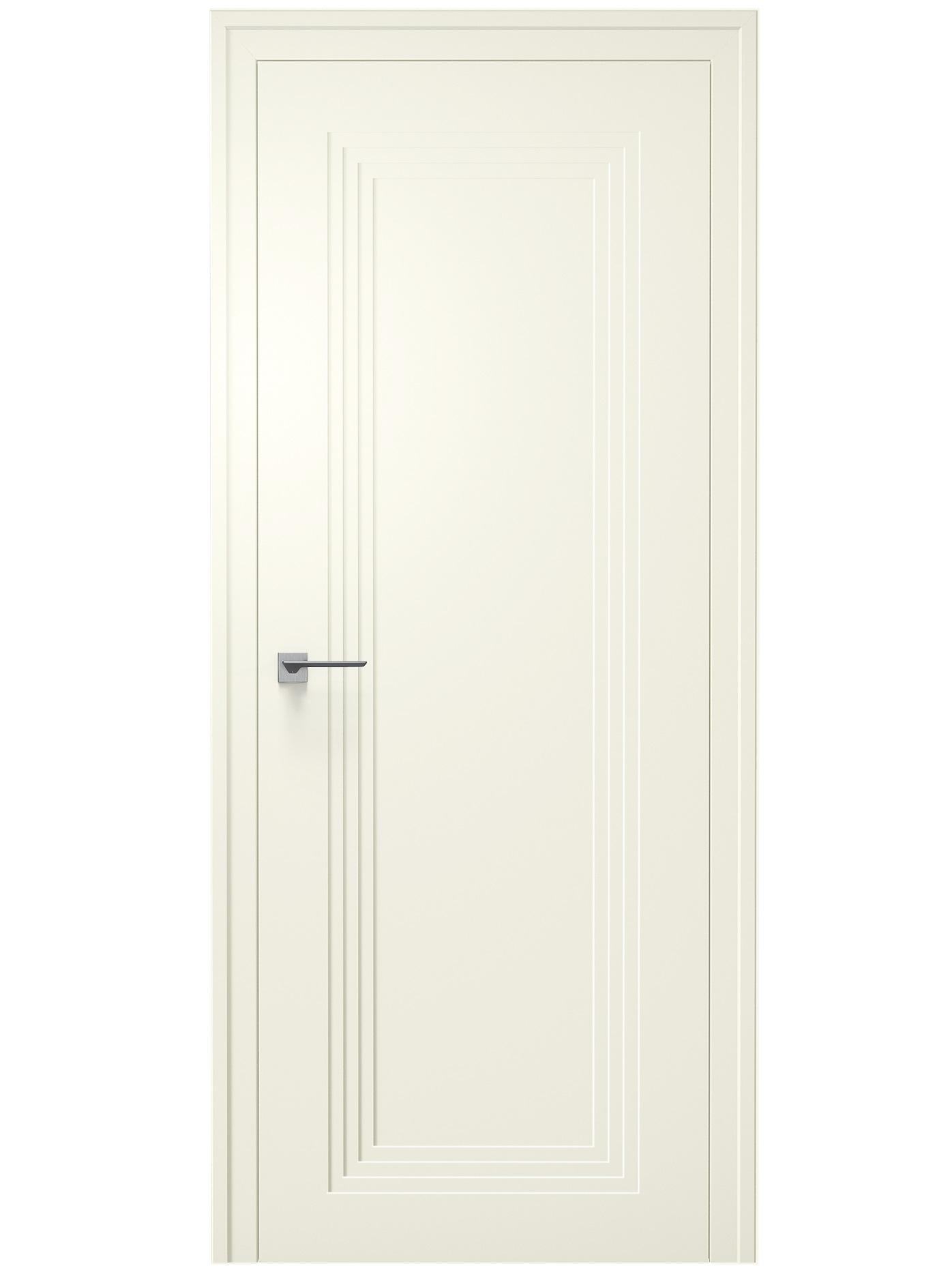 Image Complicada Interior Door Italian Enamel RAL7035 2
