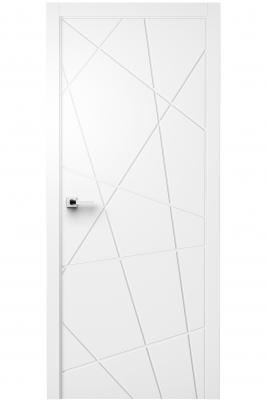 Image Juno Interior Door White Ash 4