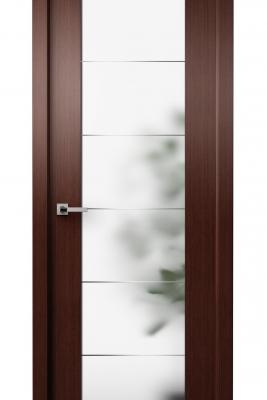 Image Gardi Vetro Interior Door Wenge 1
