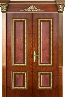 Image Verona Interior Door Stained Oak 2