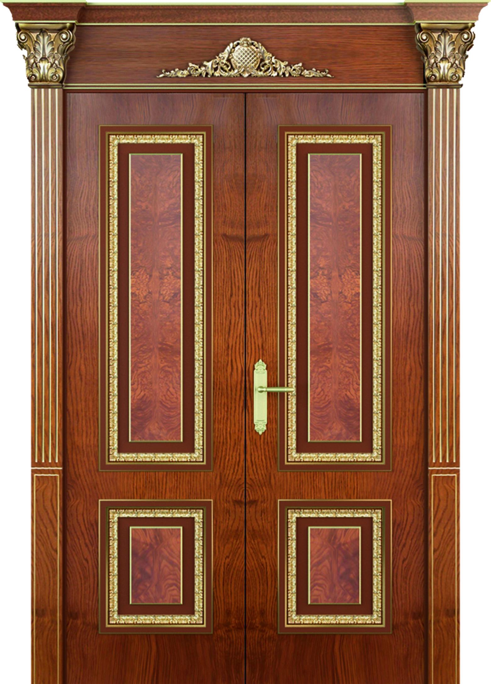 Image Verona Interior Door Stained Oak 1