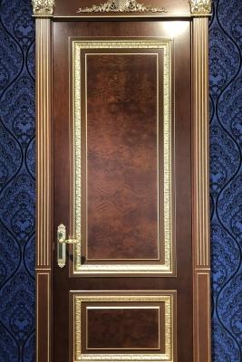 Image Verona Interior Door Stained Oak 3
