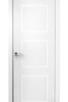 Image Comforto Interior Door White Ash / White 1