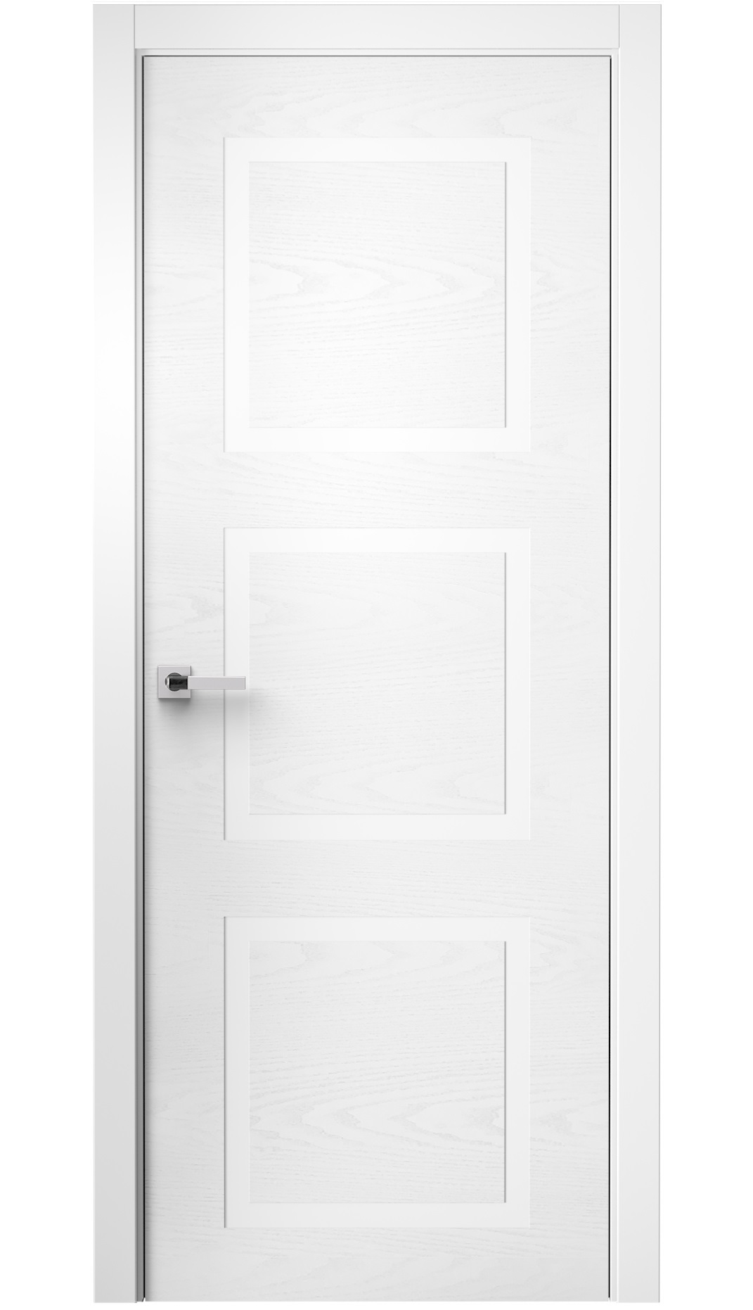 Image Comforto Interior Door White Ash / White 0