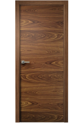 Image Sana Interior Door American Walnut 1