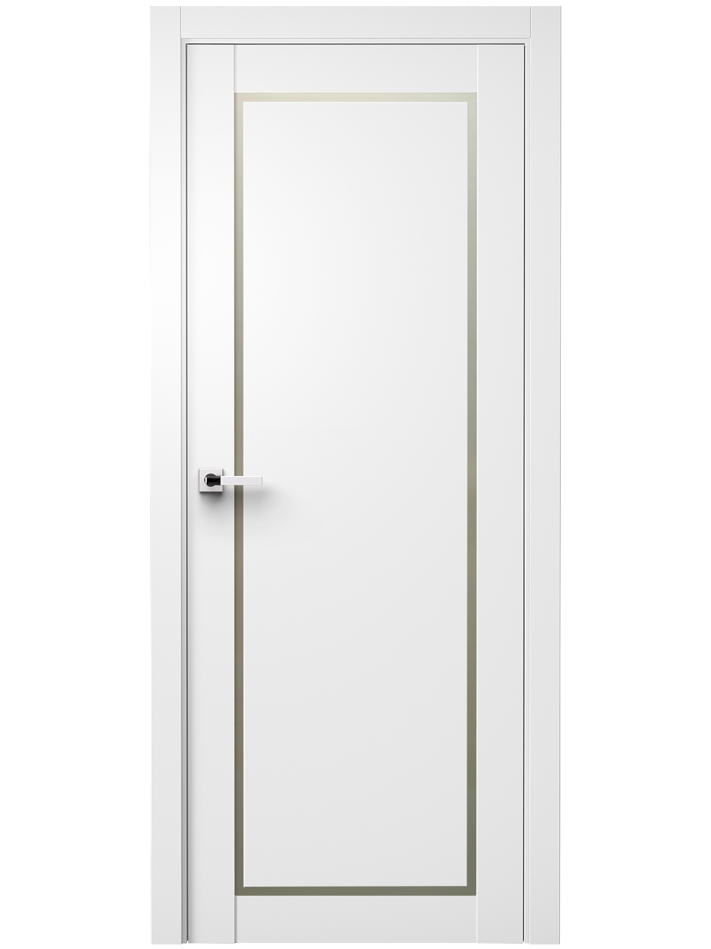 Image Trinity Interior Door Polar White 0