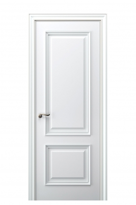 Image Nola Interior Door Italian Enamel White 1