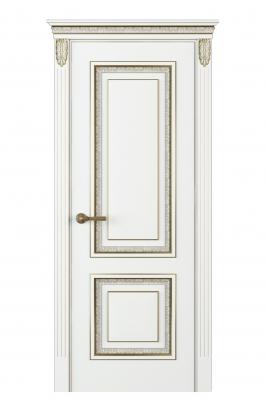 Image Molinella Interior Door Italian Enamel White 1