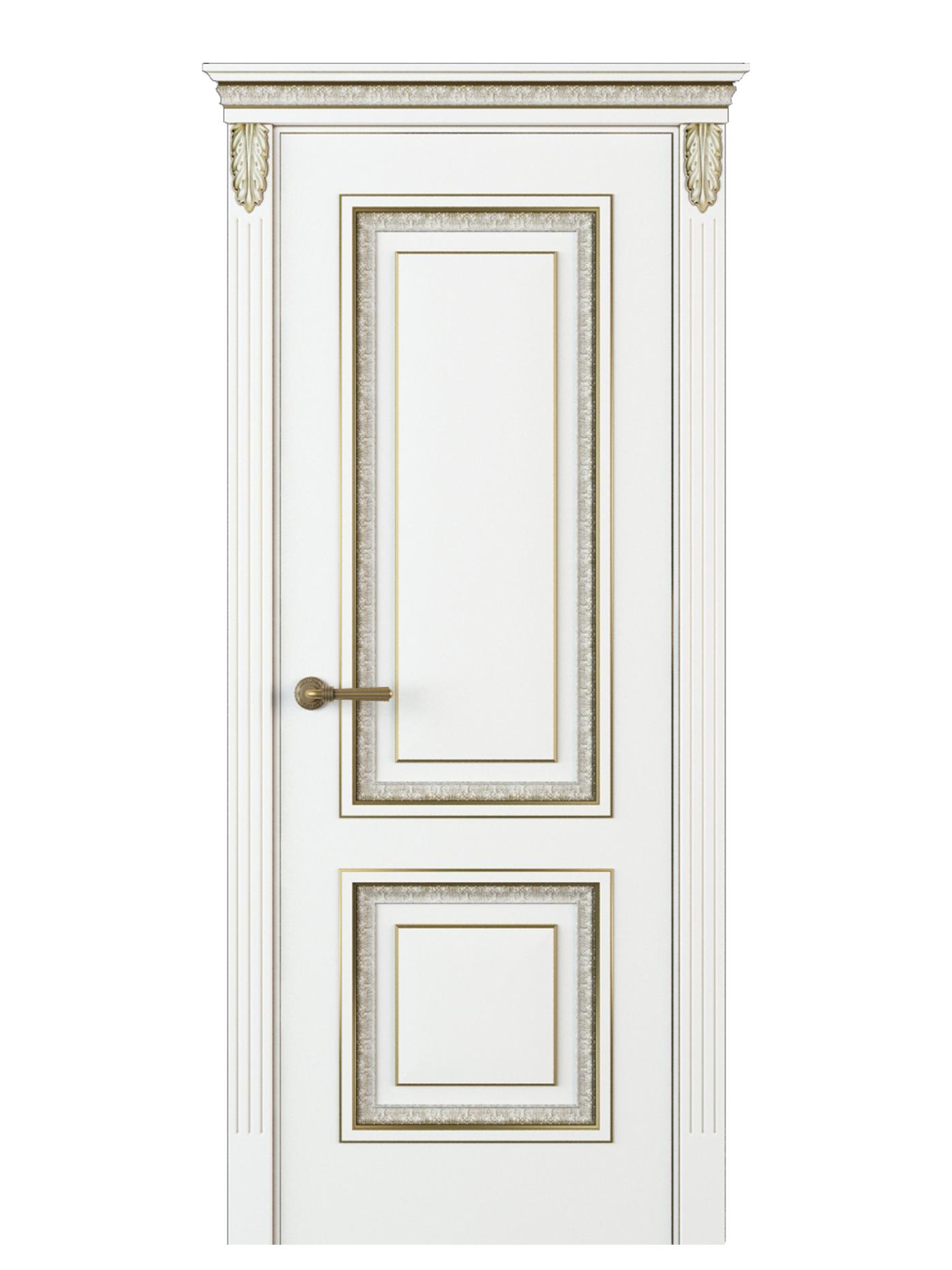 Image Molinella Interior Door Italian Enamel White 0