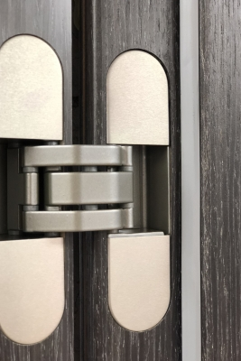 Image Versa Vetro Interior Door Black Apricot 4