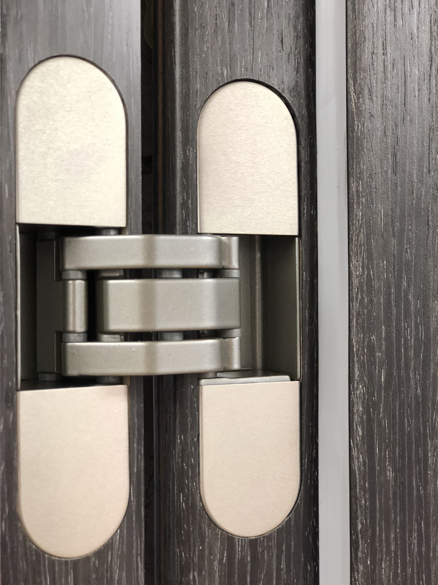 Image Versa Vetro Interior Door Black Apricot 3