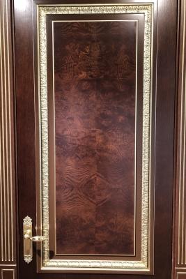 Image Verona Interior Door Stained Oak 6