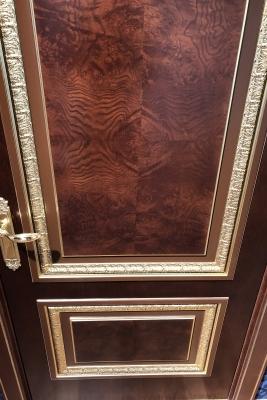 Image Verona Interior Door Stained Oak 5