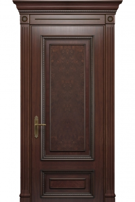 Image Imperia Interior Door Stained Oak 1