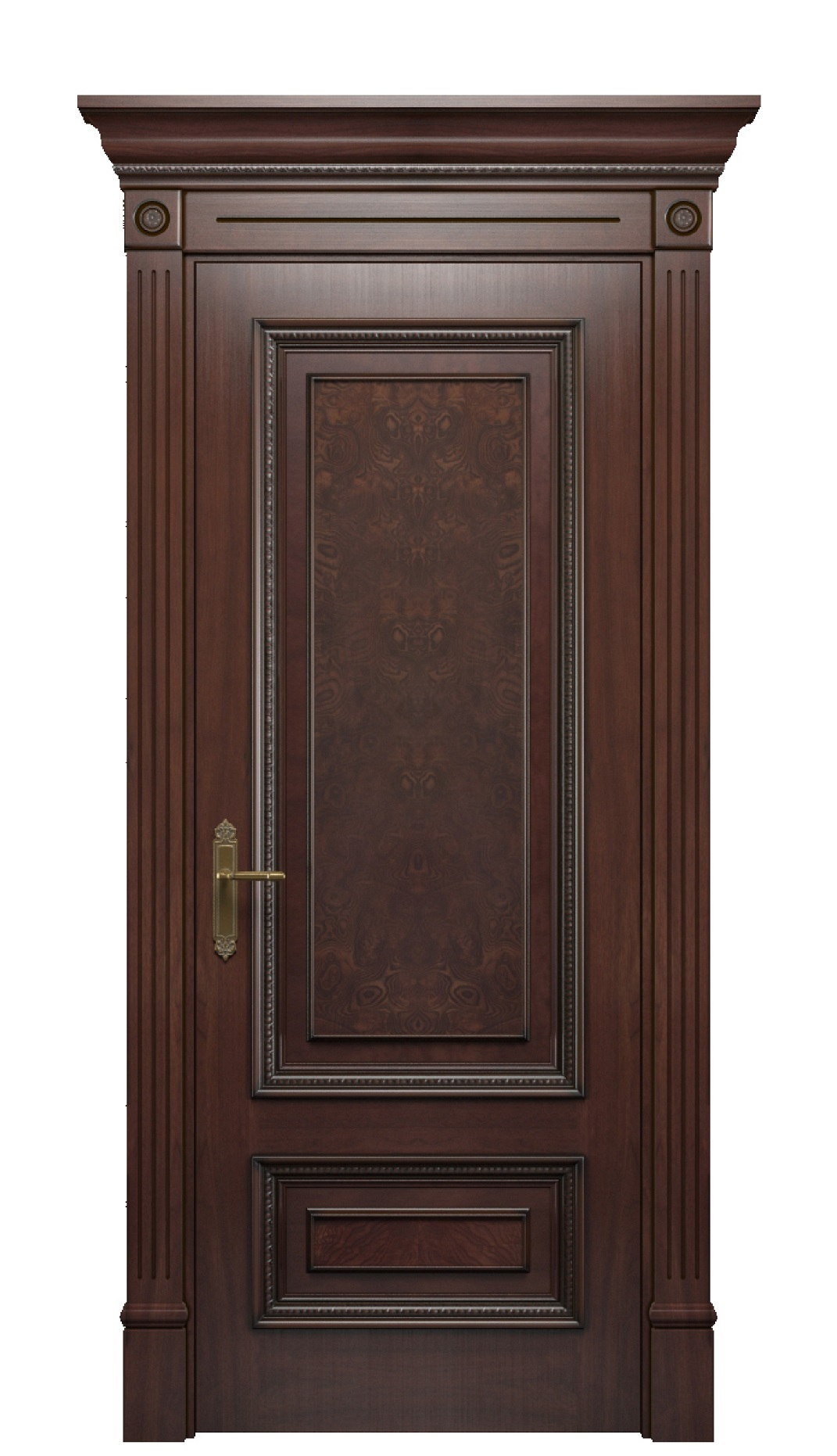 Image Imperia Interior Door Stained Oak 0