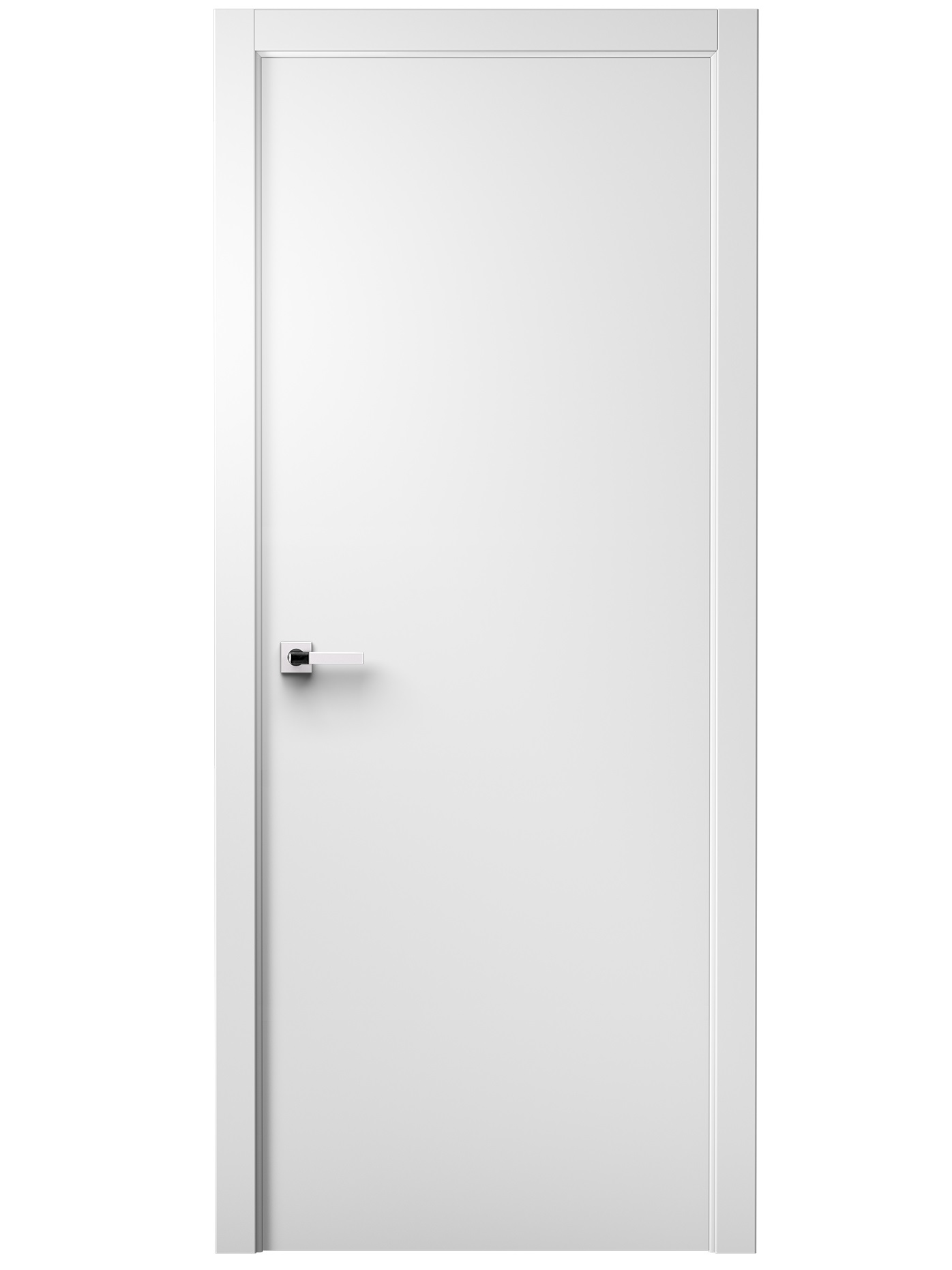 Image Nova Interior Door Soft Touch White 0