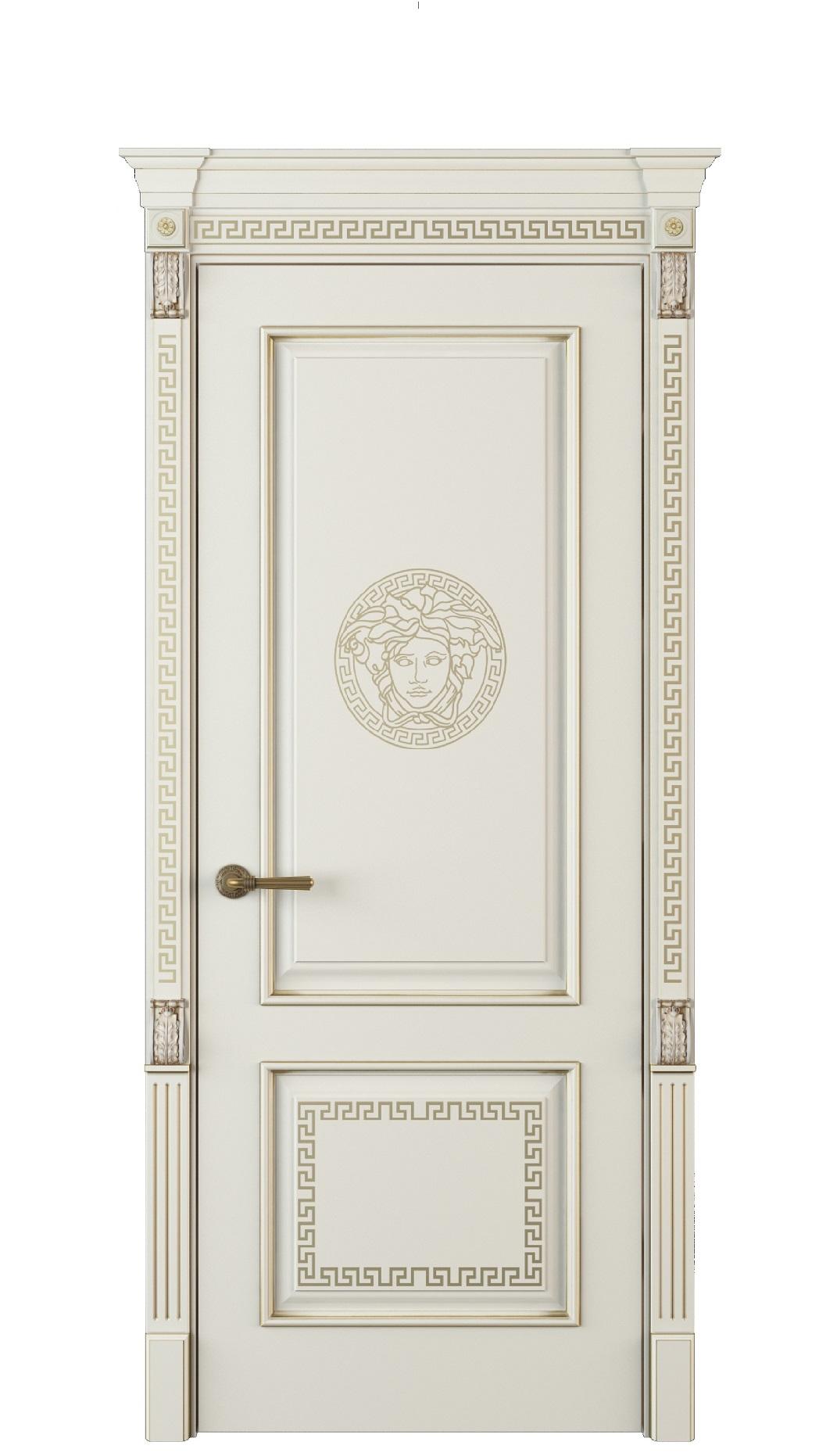 Image Medusa Interior Door Royal White Oak 0