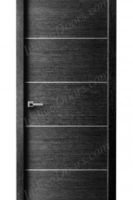 Image Versa Interior Door Black Apricot 1