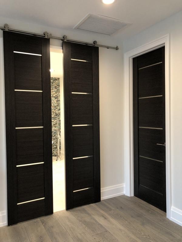 main types of European interior doors