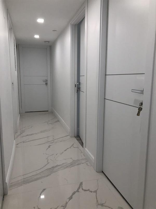 European Doors with Scandinavian Style