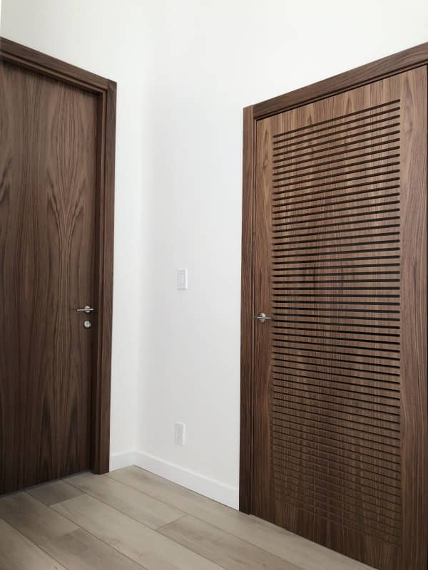 Modern interior doors by Indigo Doors