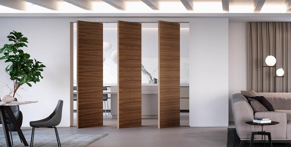 Major Types of Pivot Interior Doors
