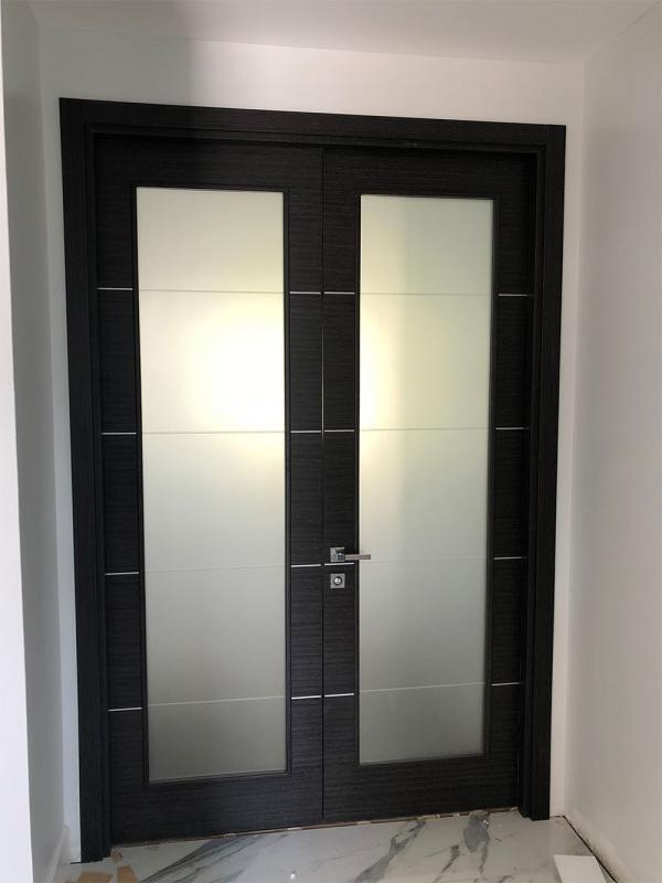 Perfect Double Door