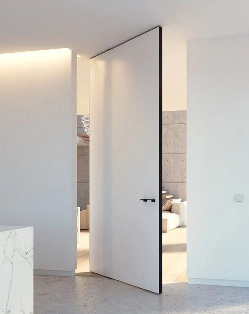 How to Choose Color of Your Modern Pivot Doors?